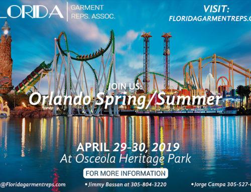 Orlando Spring / Summer