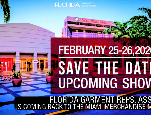 Florida Garment Reps. Assoc. is Coming Back to the Miami Merchandise Mart